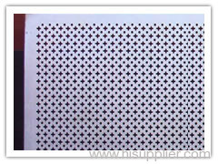 perforated metal steel mesh