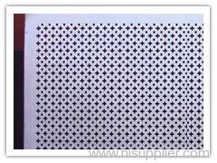 perforated metal steel mesh