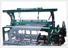 crimped iron wire mesh machine