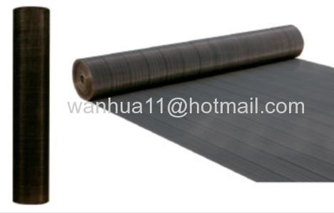 black wire cloth in roll