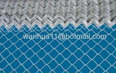 chain link fences netting