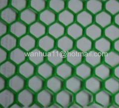 plastic mesh in roll