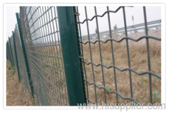 Euro Welded Fence mesh