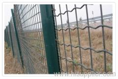 Euro Welded Fence mesh