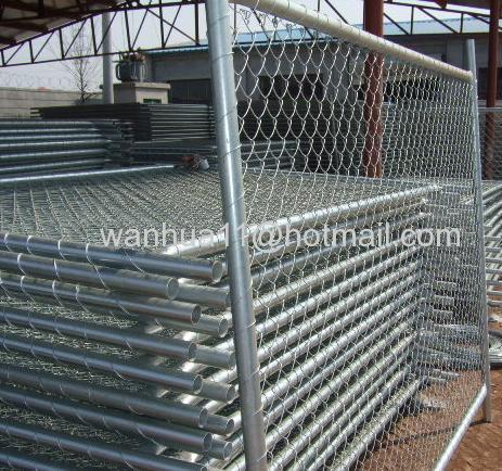 mobile fence net