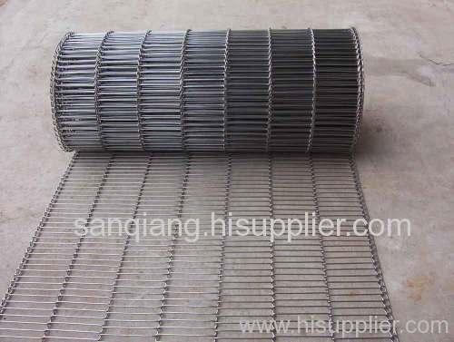metal conveyer belt meshes