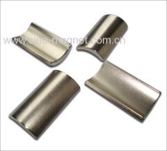 arc Rare Earth Neodymium Magnet