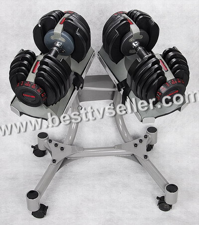 Bowflex SelectTech Dumbbell & Stand Package