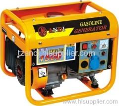 Gasoline power equipments