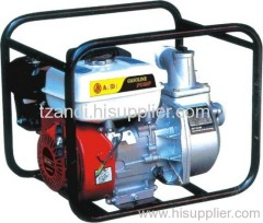 Gasoline engine water pumps