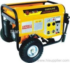 petrol gasoline generator set