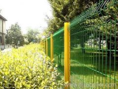 railway road wire mesh fences