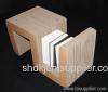 Paper book shelf
