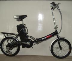 CE folding bicycle