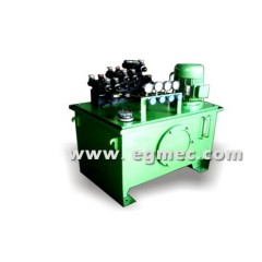 Hydraulic actuator unit