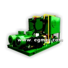 Customized hydraulic power