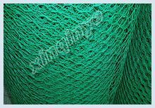 Fiberglass Hexagonal Wire Mesh