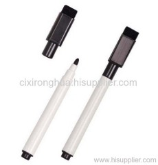 mini dry erase marker with eraser
