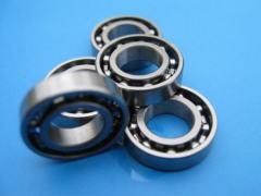 ball bearing open