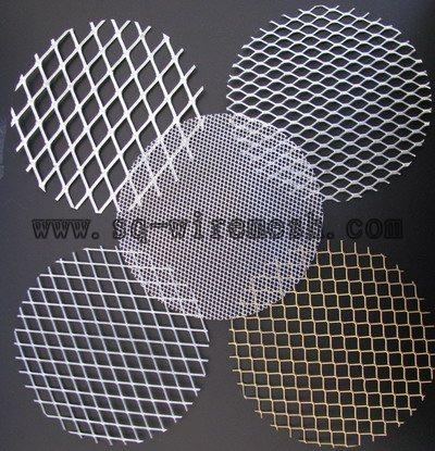 Aluminium Expanded Metal