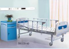 Single Crank Hosptial Beds