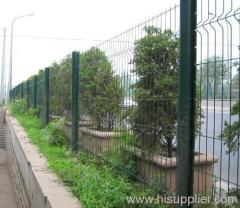 straight twist galvanized hexagonal wire mesh fences