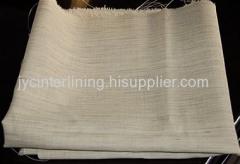 hair interlining fabrics