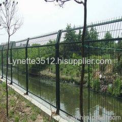 frame type fence