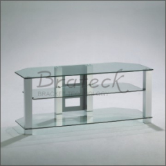 50'' screen Glass TV Stand