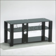 glass black TV Stands