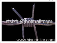PVC Coated Iron Barbed Wires
