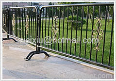 Temporary Metal Fences