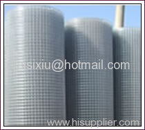 Hot Dipped Galvanized Welded Meshes