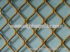 Hexagonal Expanded Metals