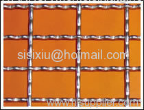 Crimped Iron Wire Mesh Fencings