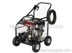 10HP diesel high pressure washer