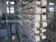 polyester blended yarn