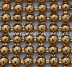 Aluminium Curtain ball curtain