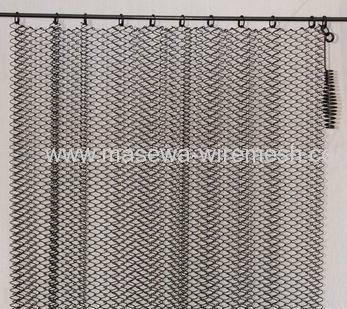 Fireplace Mesh Products – China fireplace curtain