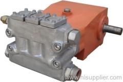 Plunger pump