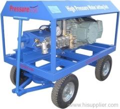 Hydro blaster equipments