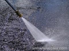 Waterblasting