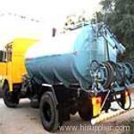 trailer mounted sewer jetting machine