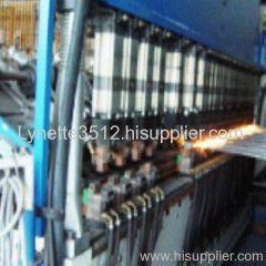 welded wire screen machinery