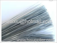 Cut Iron Wires
