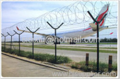 Razor Barbed Wire Mesh Fences