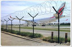 Razor Barbed Wire Mesh Fences