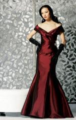 classic evening dress oem