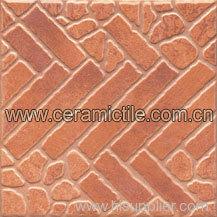 Rustic Bathroom Tile