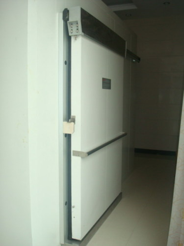 lower price luxury light type sliding freezer doors